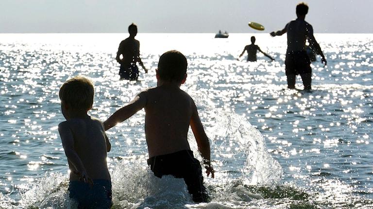 10 veckors sommarlov - på väg bort? Foto: Johan Nilsson / TT