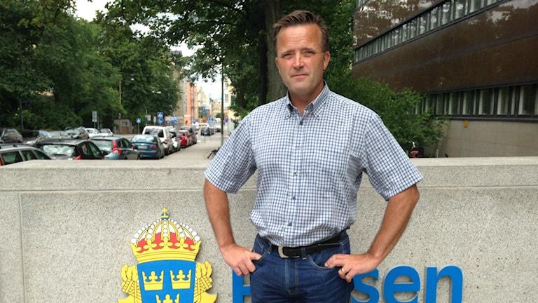 Jan Ohlsson, polis, nationellt bedrägericenter