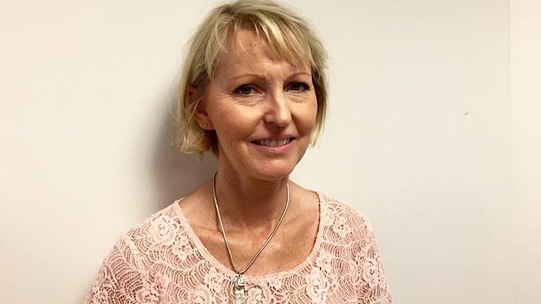 Louise Edlund /Foto: Sveriges Radio
