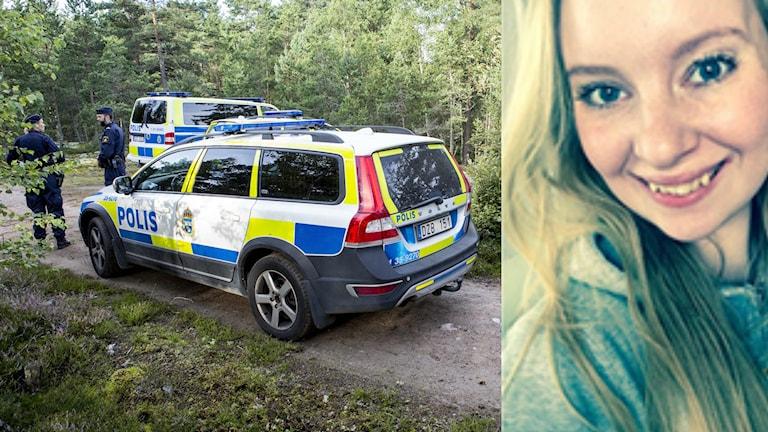 Ida Johansson hittades död vid ett motionsspår i Upplands Väsby. Foto: Christine Olsson/Privat.