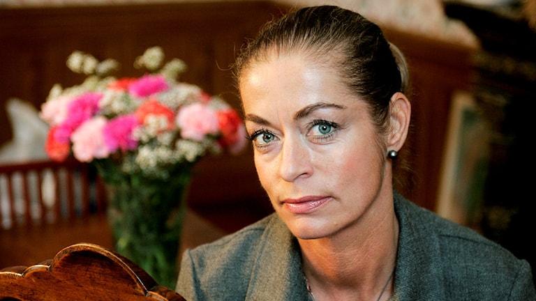 Camilla Thulin. Foto: Jonas Ekströmer/TT