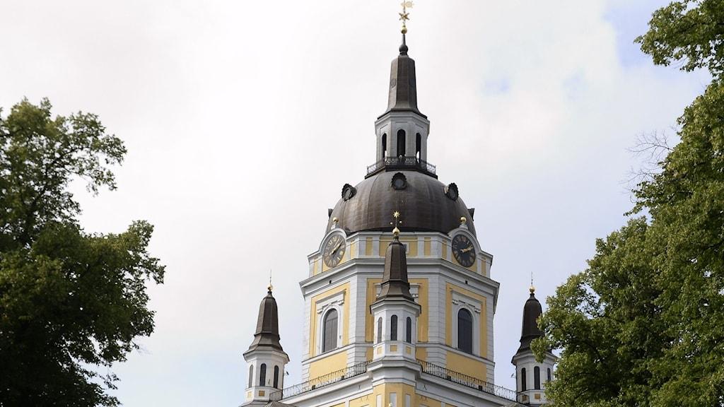 Stockholms stift räknar med ett medlemstapp på 20 % de kommande tio åren.