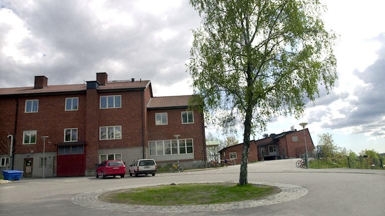 Kungsklippeskolan, bilden är tagen vid ett tidigare tillfälle. Foto: Fredrik Sandberg/TT