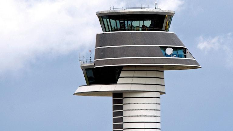 Flygledartornet på Arlanda