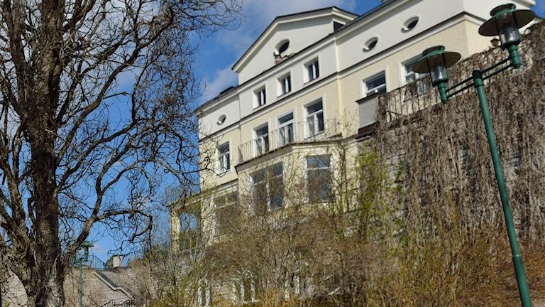 Graninge stiftsgård (arkivbild). Foto: Henrik Montgomery/Sveriges Radio