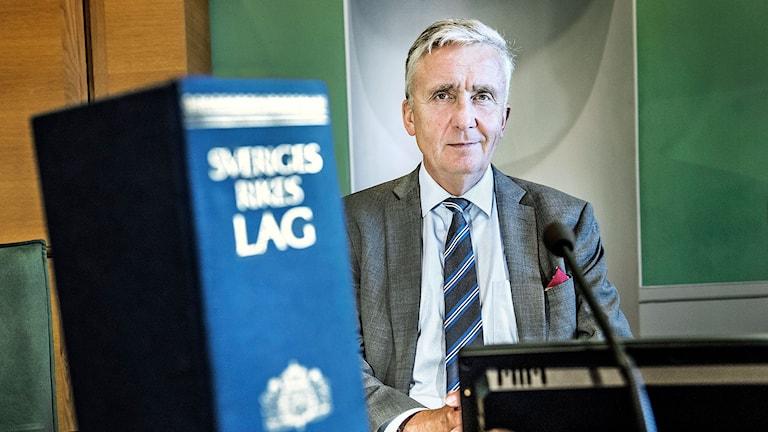 Fredrik Wersäll, hovrättspresident Svea hovrätt