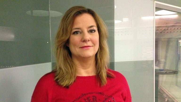 Anna Carlstedt, Röda Korsets ordförande