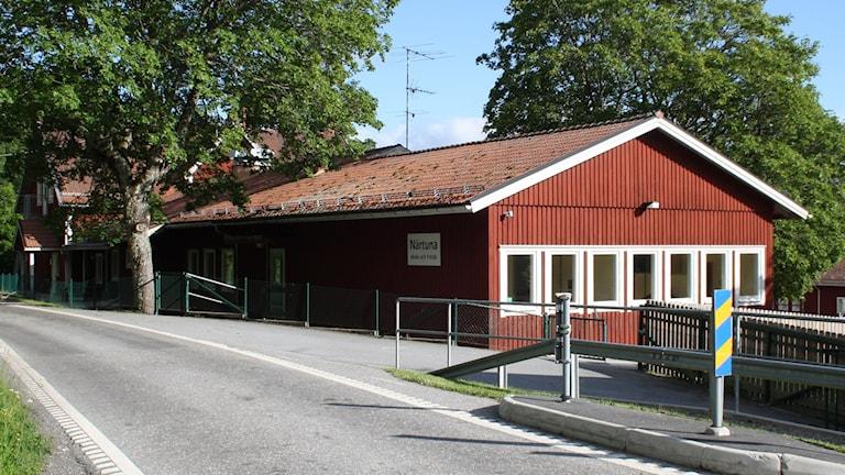 Närtuna skola i Norrtälje kommun (arkivbild). Foto: Anette Hallsenius