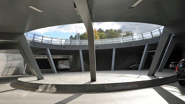 Prisad Täby rondell