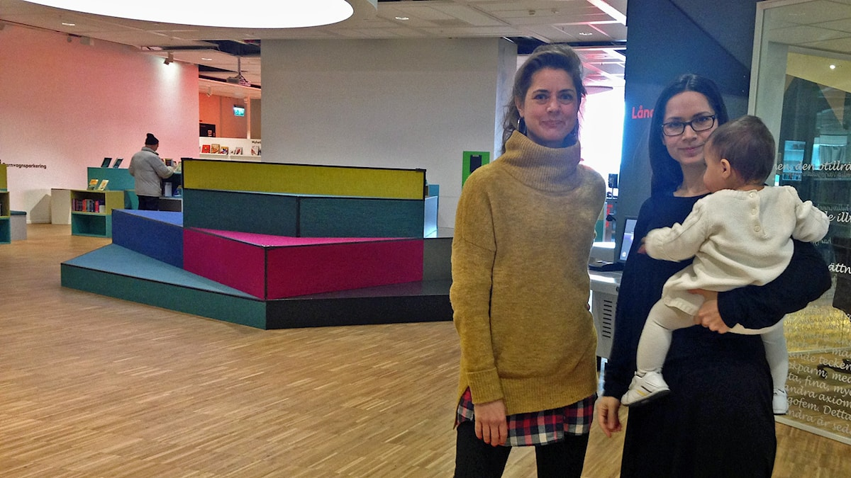 Foto: Christy Chamy /Sveriges Radio.