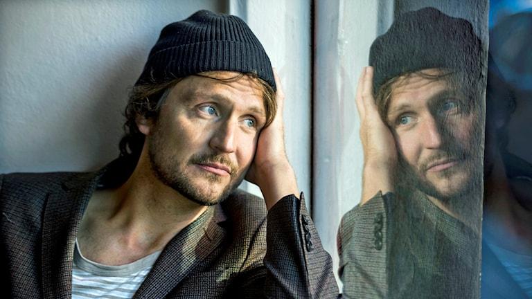 Anders Westin, artisten Moneybrother. Foto: Claudio Bresciani /TT.