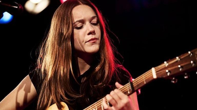 Melissa Horn. Foto: Mikael Andersson/Sveriges Radio