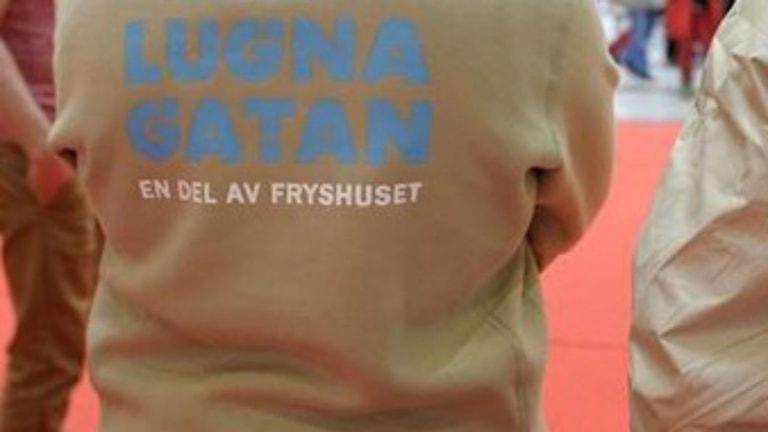 Lugna gatans metoder kritiseras. Foto: Janerik Henriksson / TT