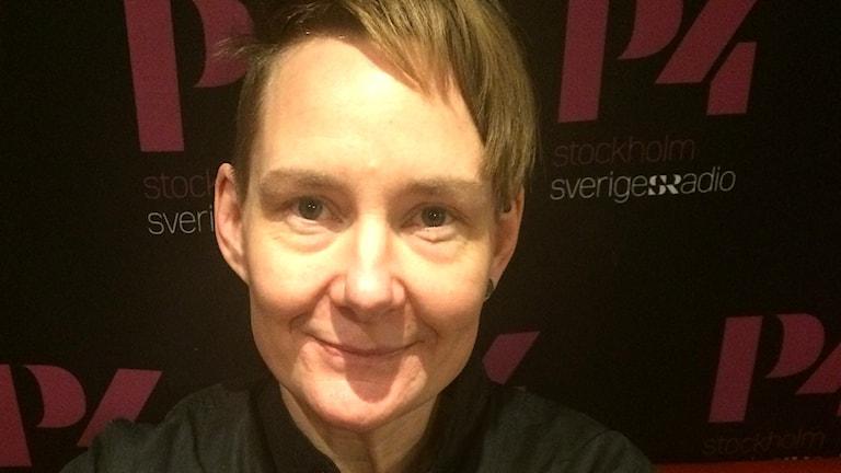 Eliot Wieslander, generalsekreterare Läkare i världen. Foto: Alexander Hammarlöf/Sveriges Radio