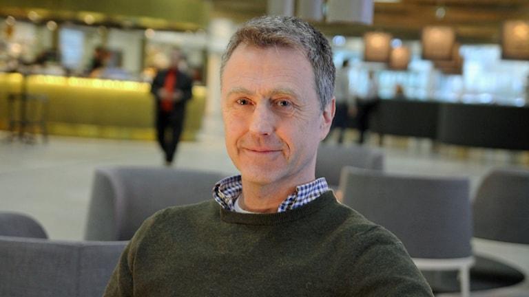 Stephan Fickler. Foto: Sveriges Radio.