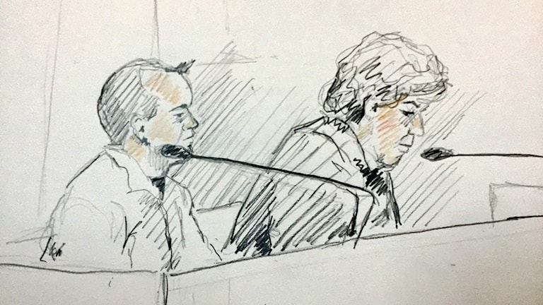 Rättegång mot 38-årige läkaren inleddes idag