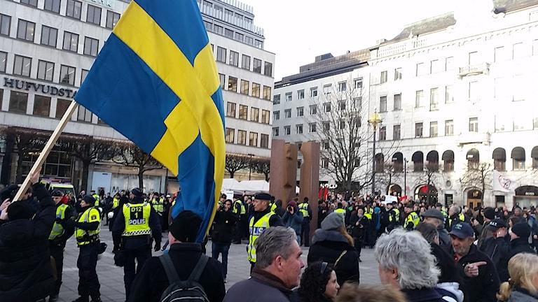 Foto: Alexander Gagliano/Sveriges Radio.