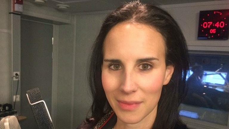 Daniella Waldfogel, näringspolitisk expert på Stockholms Handelskammare (arkivbild). Foto: Johan Kindmark/Sveriges Radio