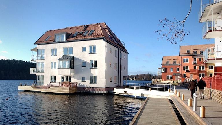 Nacka kommun har en plan för att stoppa utsläppen i Järlasjön (arkivbild). Foto: Maja Jakobsson/TT