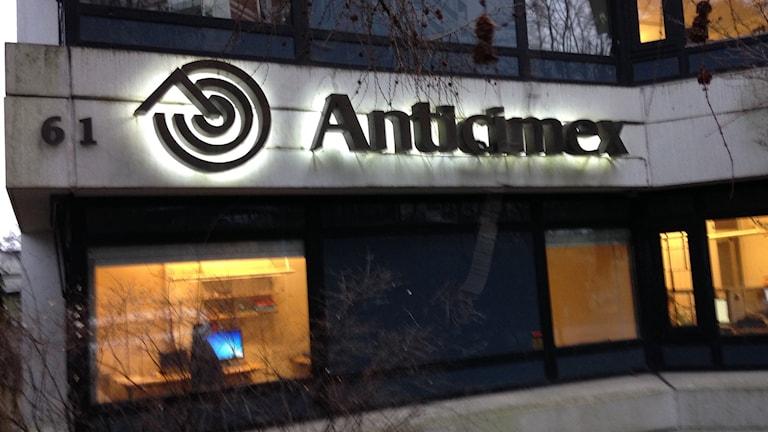Anticimex är ett av de företag som utför husbesiktningar. Foto: Ulf Bungerfeldt, P4 Radio Stockholm