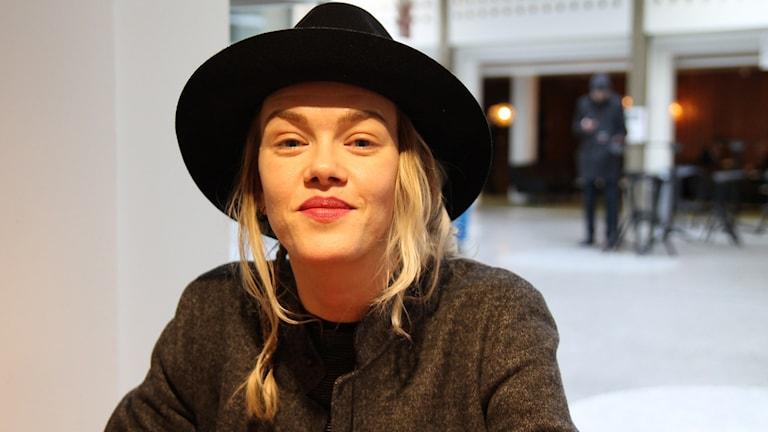 Ana Diaz på Musikplats Stockholm.