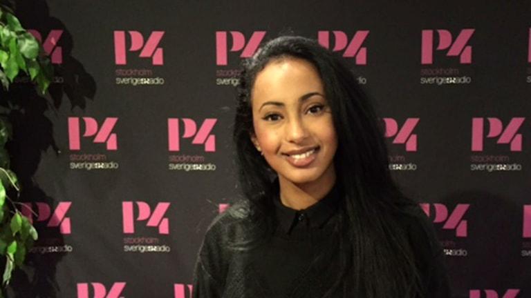 Najma Mohamed från Refugees Welcome Stockholm