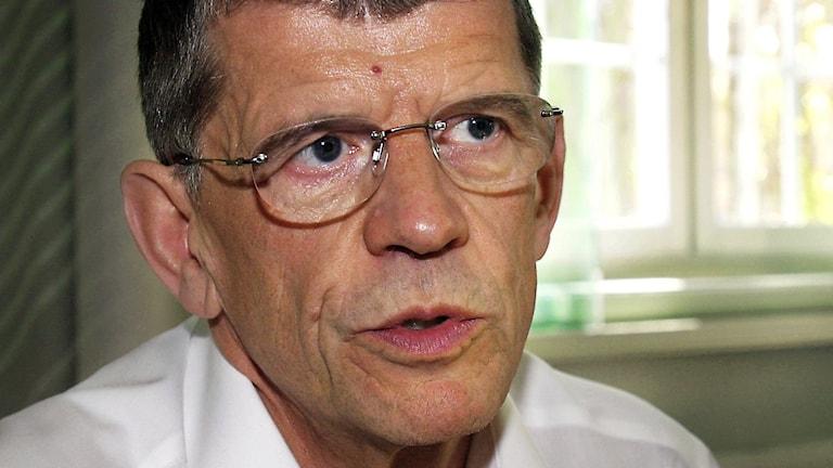 Gunno Gunnmo, ledamot i Kommissionen mot Antiziganism.