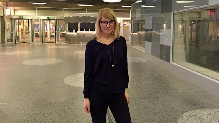 Ellen Myrgård, hovreporter Svensk Damtidning