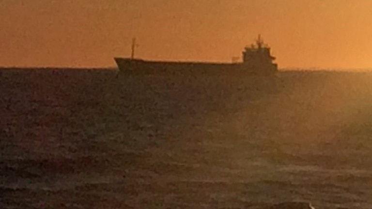 Fartyg på väg från Södertälje kanal ut på öppet hav (arkivbild).