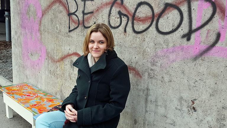 Amanda Bergström Andersson.