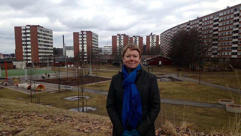 Malin Danielsson (L).