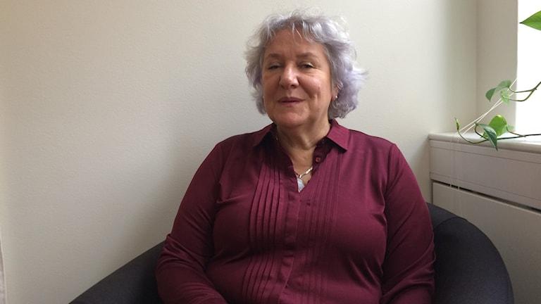 Christina Cederqvist, VD för privata Cedergruppen