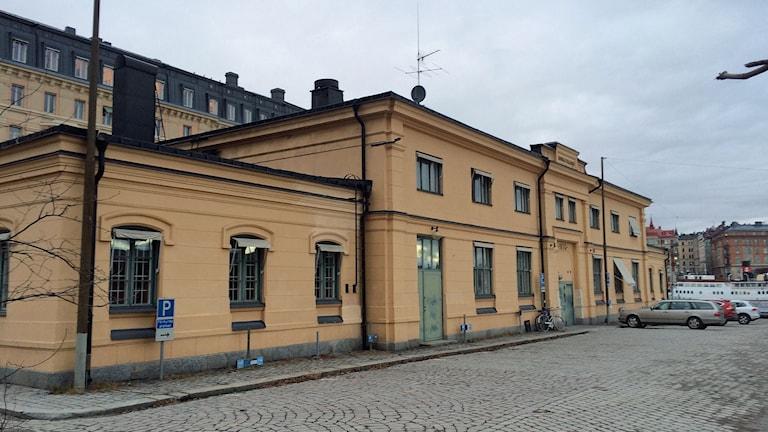 Tullhuset på Blasieholmen