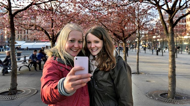 Selfie i Kungsan.