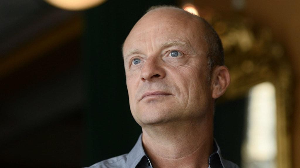 Manusförfattaren och regissören Jonas Gardell.