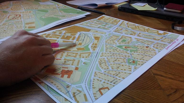 På flera platser i Stockholm planeras för modulbyggen för flyktingar