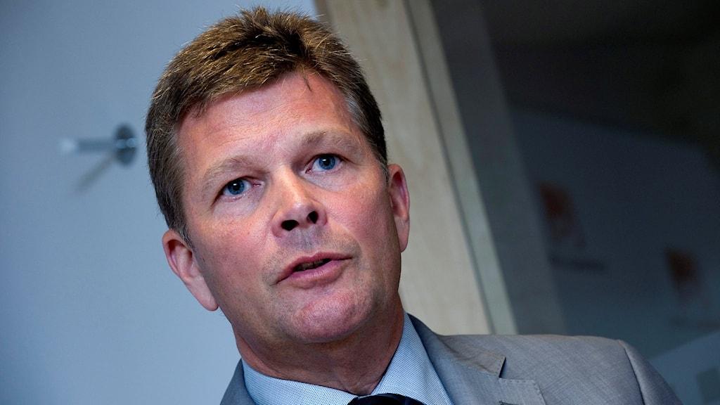 Lennart Käll, vd  Svenska Spel.