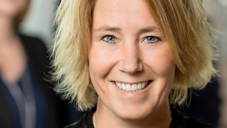 Johanna Frelin, vd arkitektkontoret Tengbom.