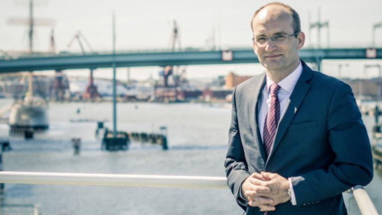 Jakob Granit, ny generaldirektör för HaV.