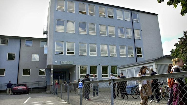 Grimstaskolan i Vällingby