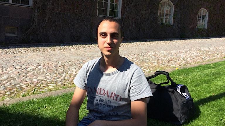 Jamil Yousef blev skallad av missnöjd div. 7-spelare
