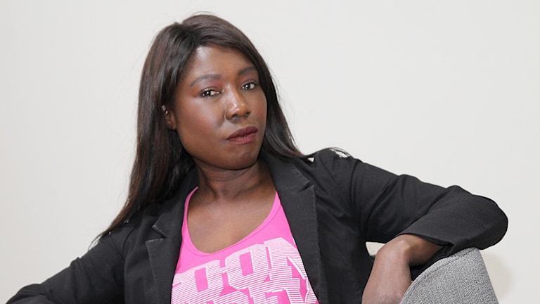 Victoria Kawesa (Fi) , Feministiskt inititaivs nye partiledare
