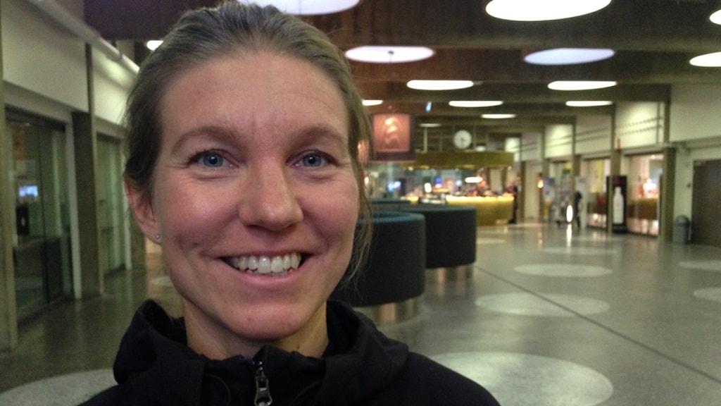 Småbarnsmamman Louise Östberg gjorde ett äventyr om dagen - i ett år.