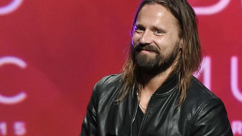 ASCAP Songwriter of the Year Max Martin collects one of his songwriting awards onstage at the 32nd Annual ASCAP Pop Music Awards at the Loews Hollywood Hotel on Wednesday, April 29, 2015, in Los Angeles. (Photo by Chris Pizzello/Invision/AP)