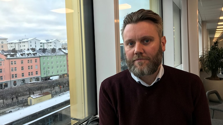Terje Torvik, expert på Migrationsverket.
