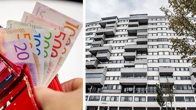 Ordentligt sparande behövs för att köpa bostad i Stockholm.