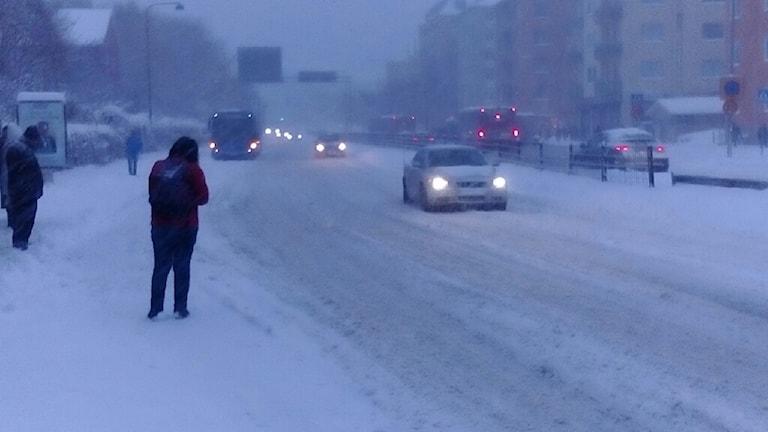 Trafikkaos i hela Stockholm - P4 Stockholm  804ba4fa1423e