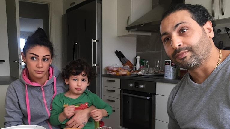 Koulit Alshehade och Tareq Haddad.