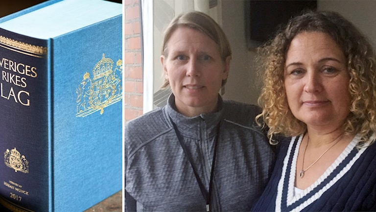 Polis Åsa Johansson Matilda Lundh