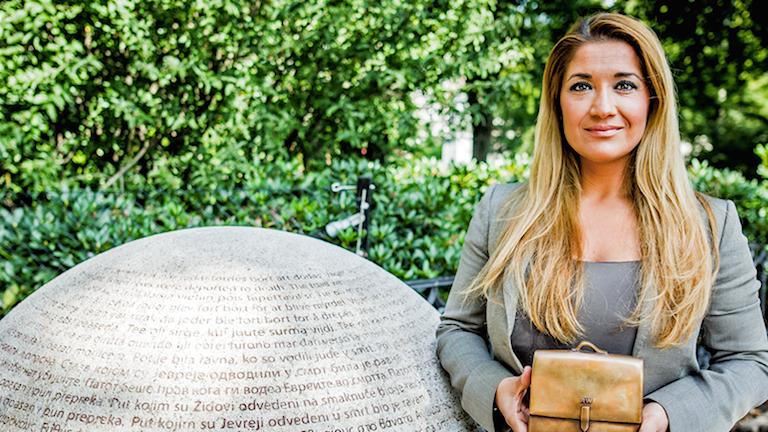 Tina Morad får årets Raoul Wallenberg pris